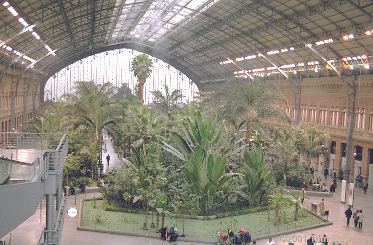 Atocha Railroad Station