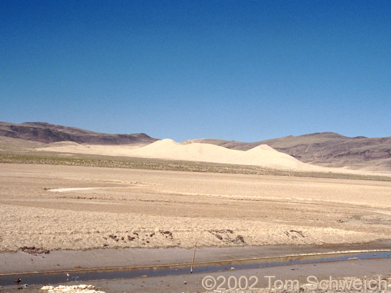 Sand Mountain, as seen from US. Highway 50