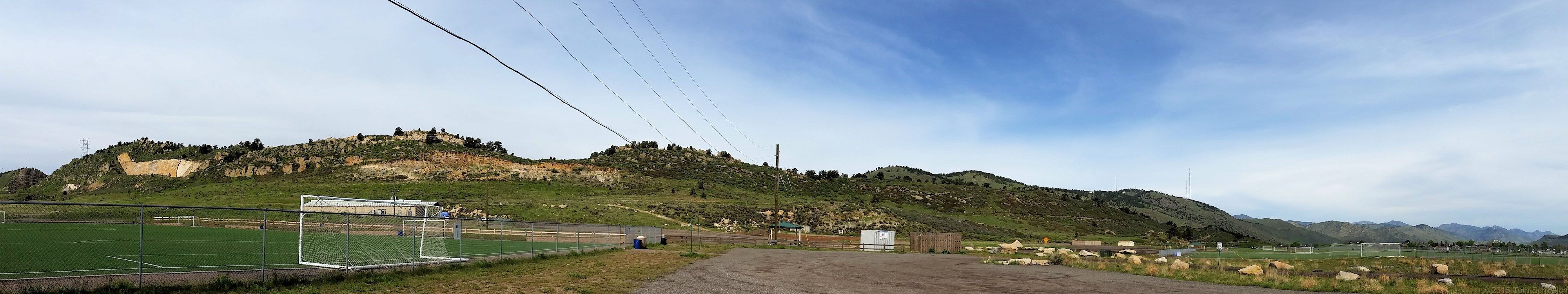 Colorado, Jefferson County, Rooney Road Sports Complex