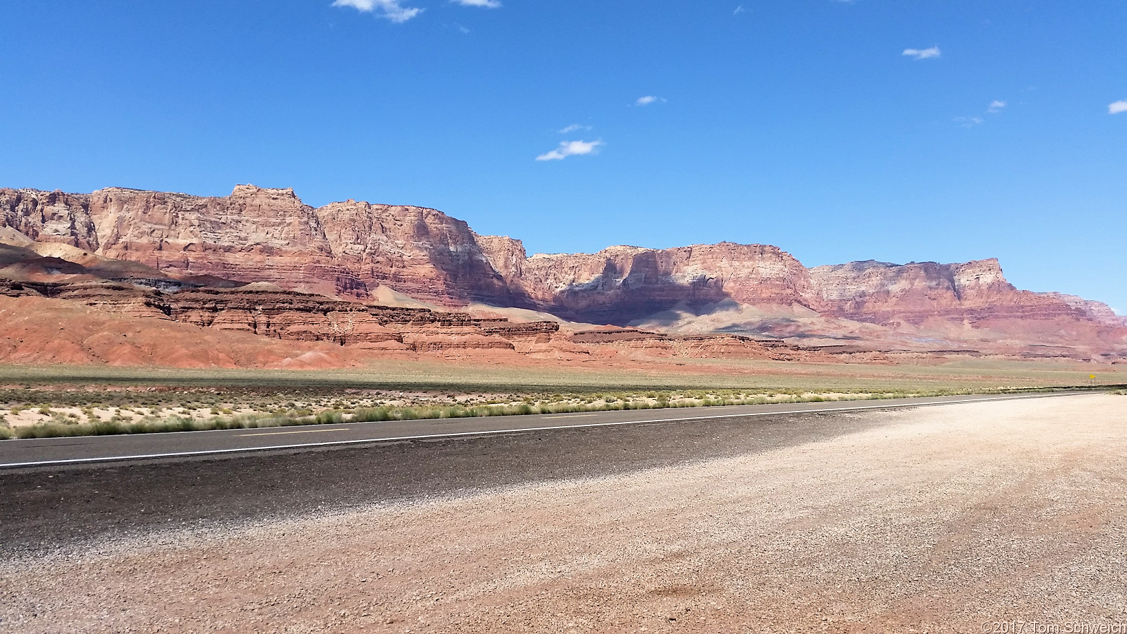 Arizona, Coconino County, Vermilion Cliffs