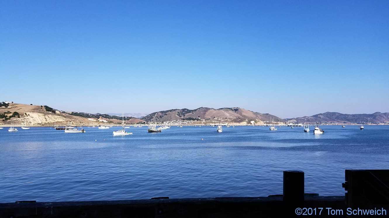 California, San Luis Obispo County, Port San Luis