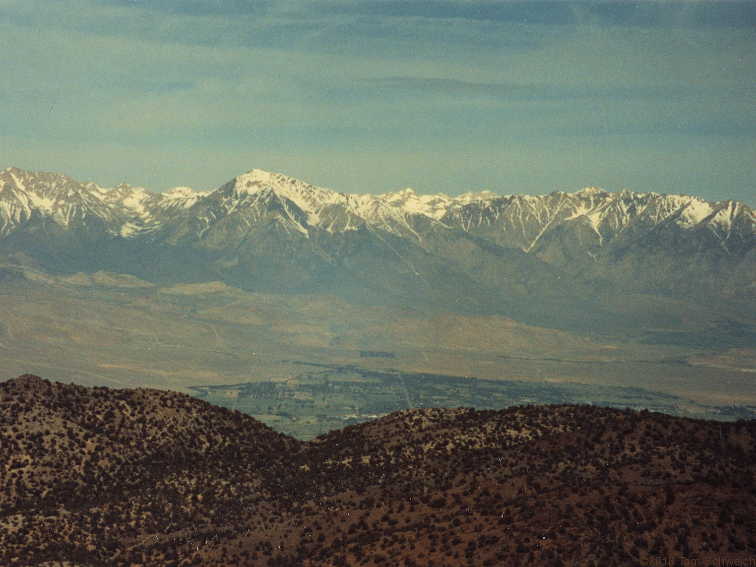 California, Inyo County, Owens Valley