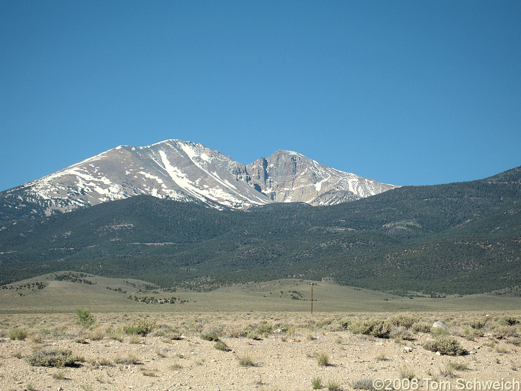Nevada, White Pine County, Great Basin National Park