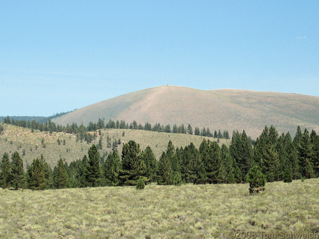 Californa, Mono County, Bald Mountain