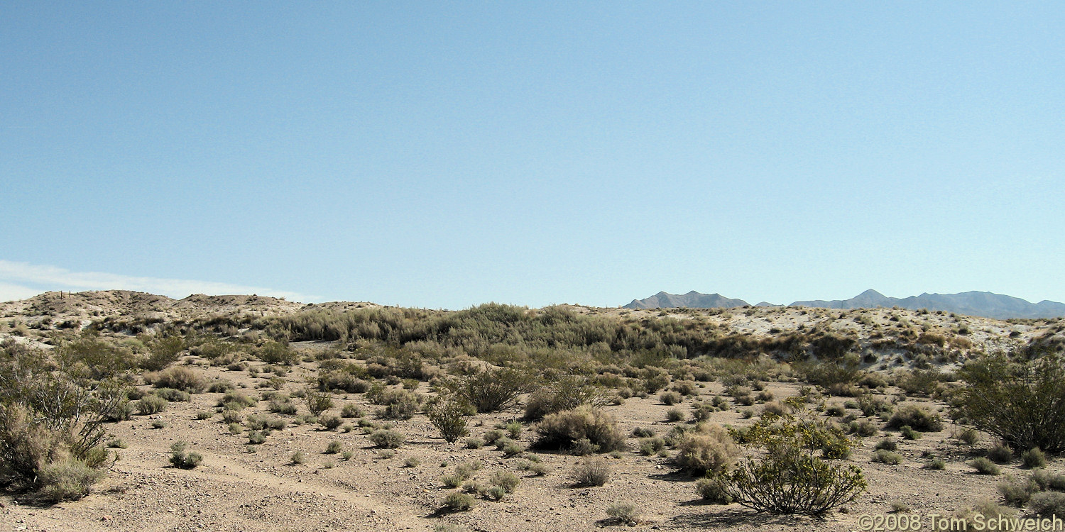 California, Inyo County, Little Sand Spring