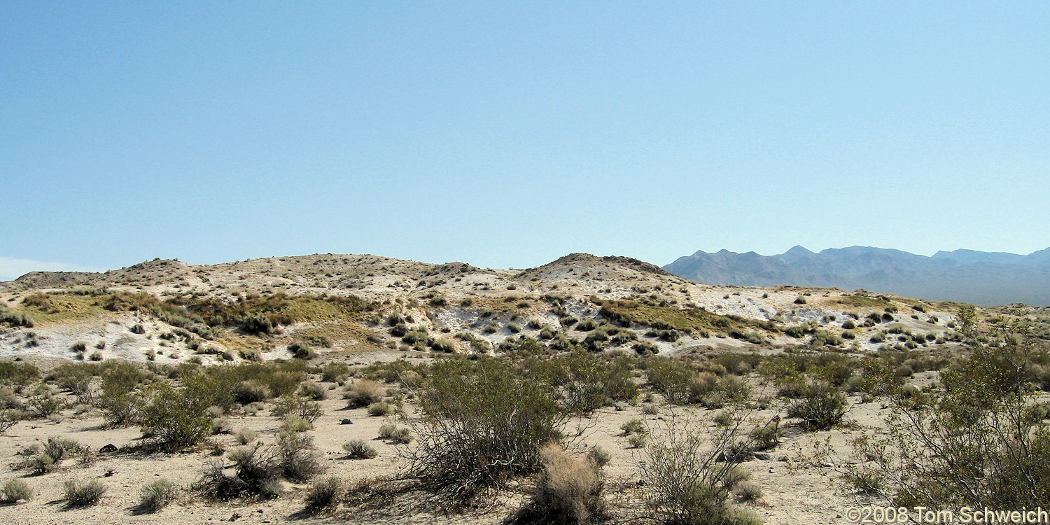 California, Inyo County, Sand Spring