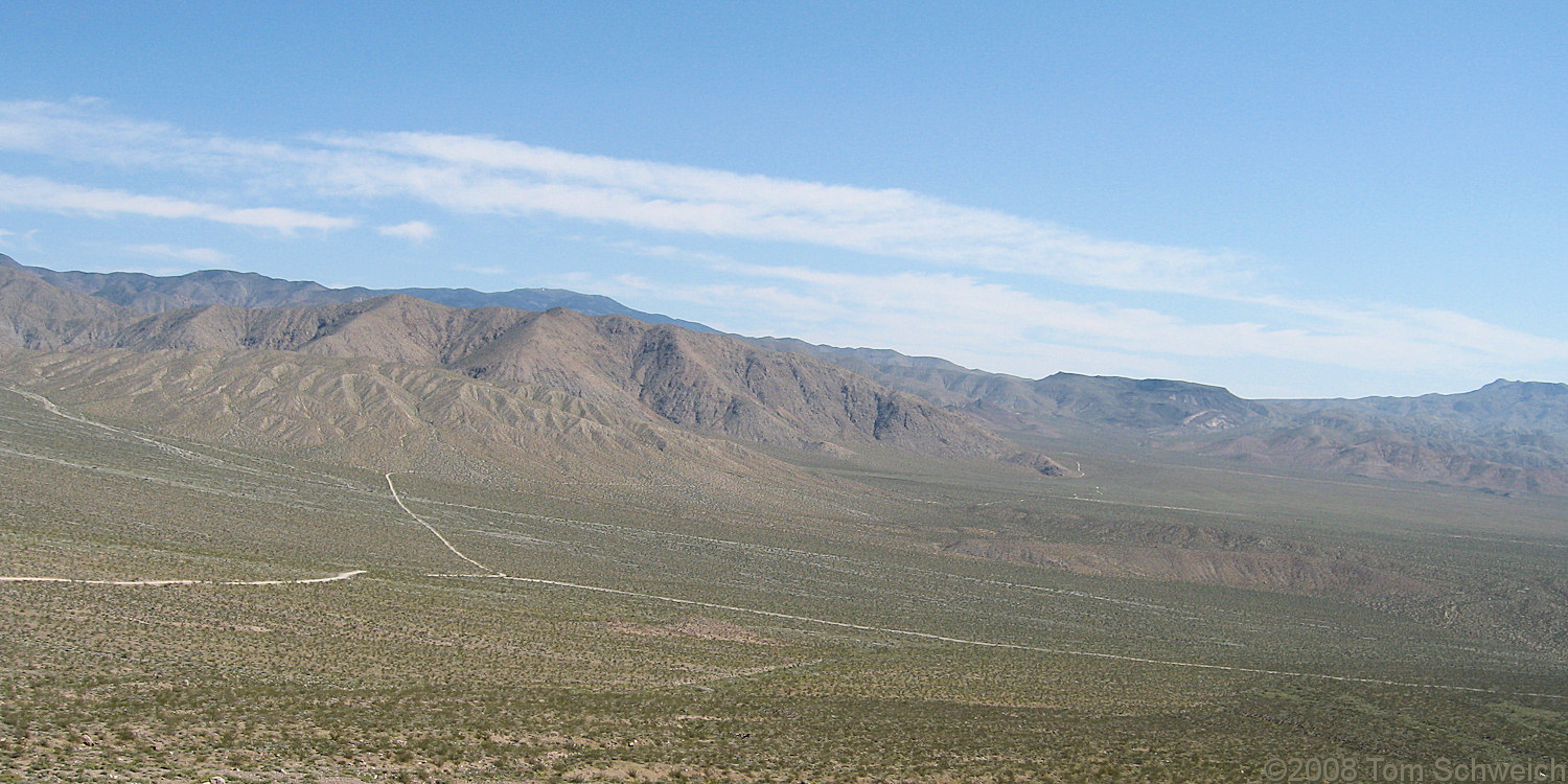 California, Inyo County, Last Chance Range