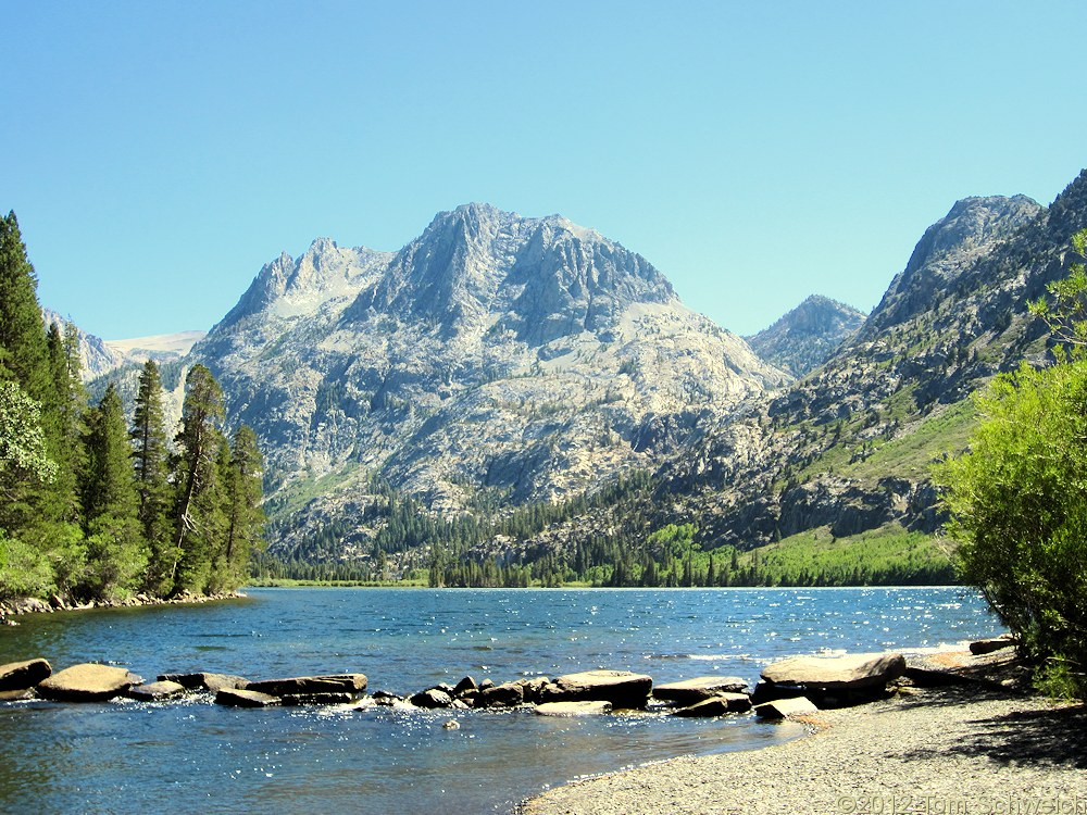 California, Mono County, Silver Lake