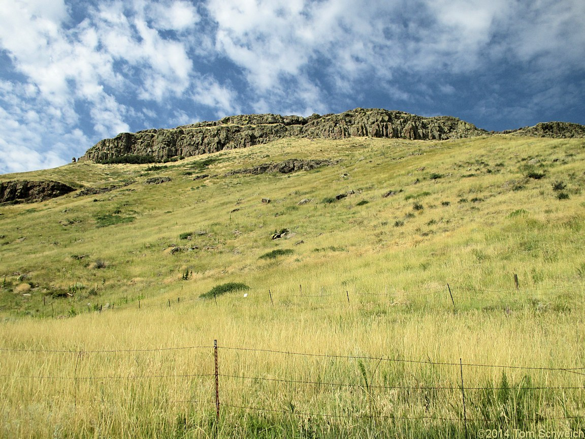 Colorado, Jefferson County, North Table Mountain