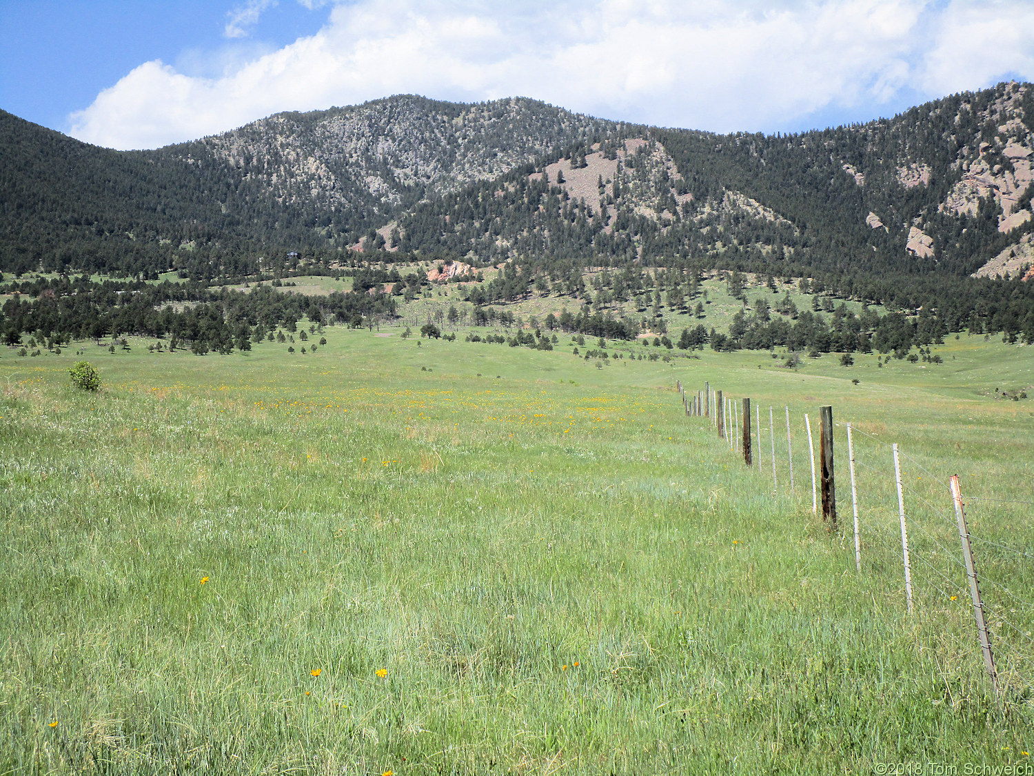 Colorado, Jefferson County, Ranson/Edwards Homestead Open Space Park