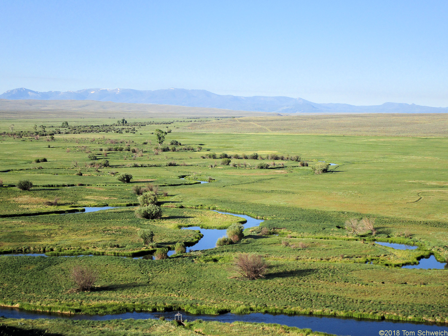 Colorado, Jackson County, Arapaho National Wildlife Refuge