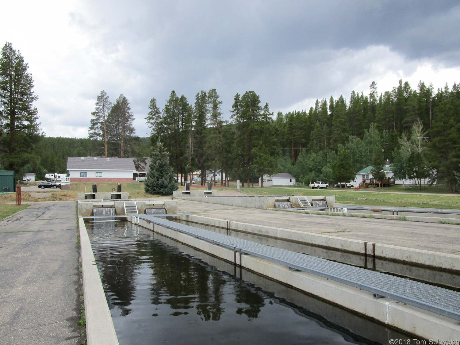 Colorado, Lake County, Leadville National Fish Hatchery