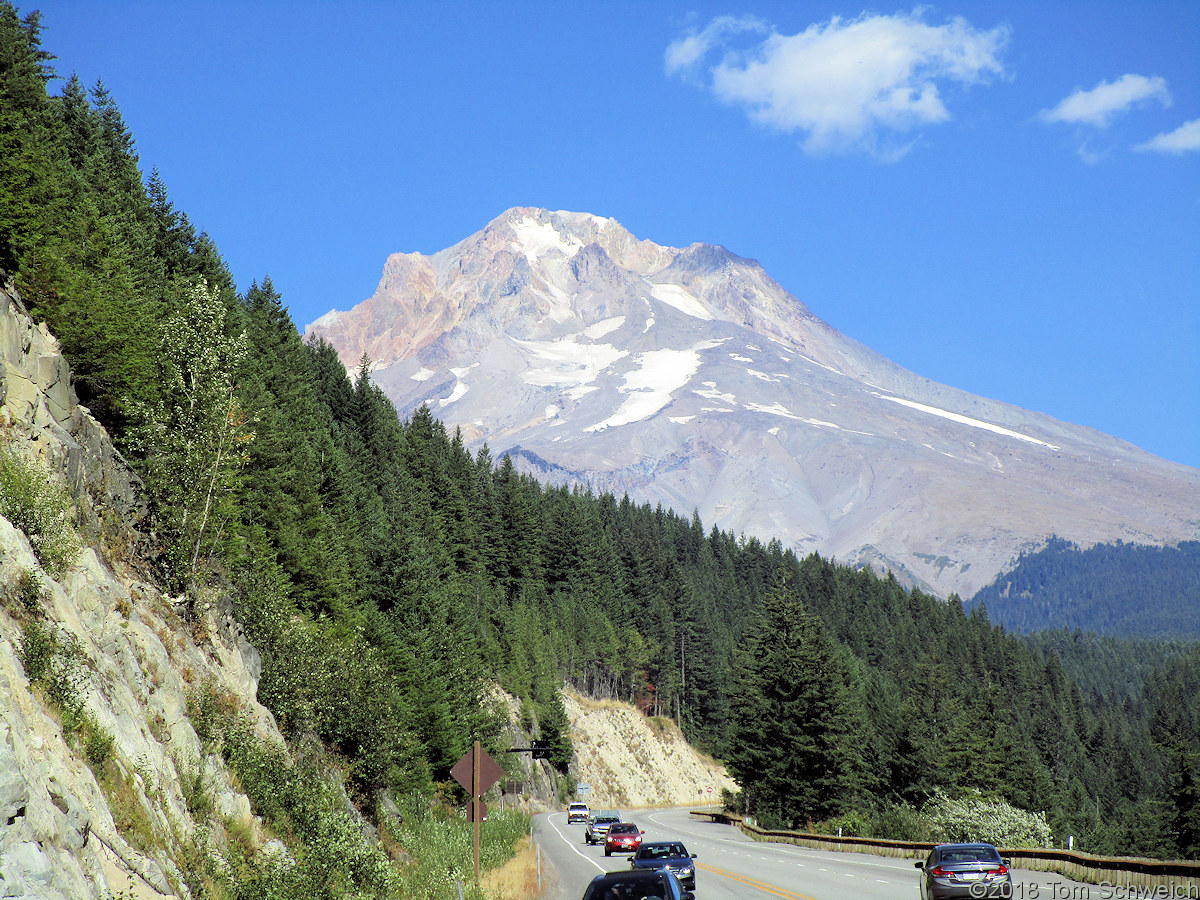 Oregon, Clackamas County, Mount Hood