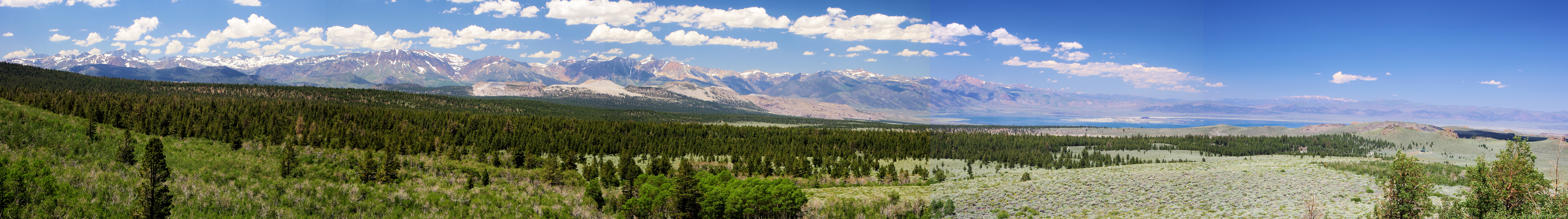 California, Mono County, Mono Lake basin