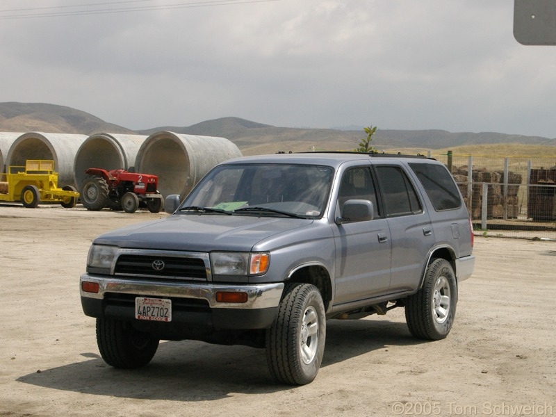 Toyota 4Runner 100,000 Miles, Bakersfield, Kern County, California