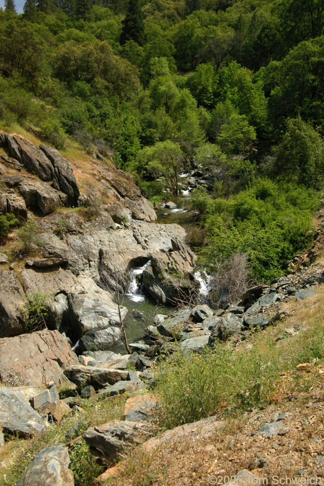 Bear Creek, Mariposa County, California