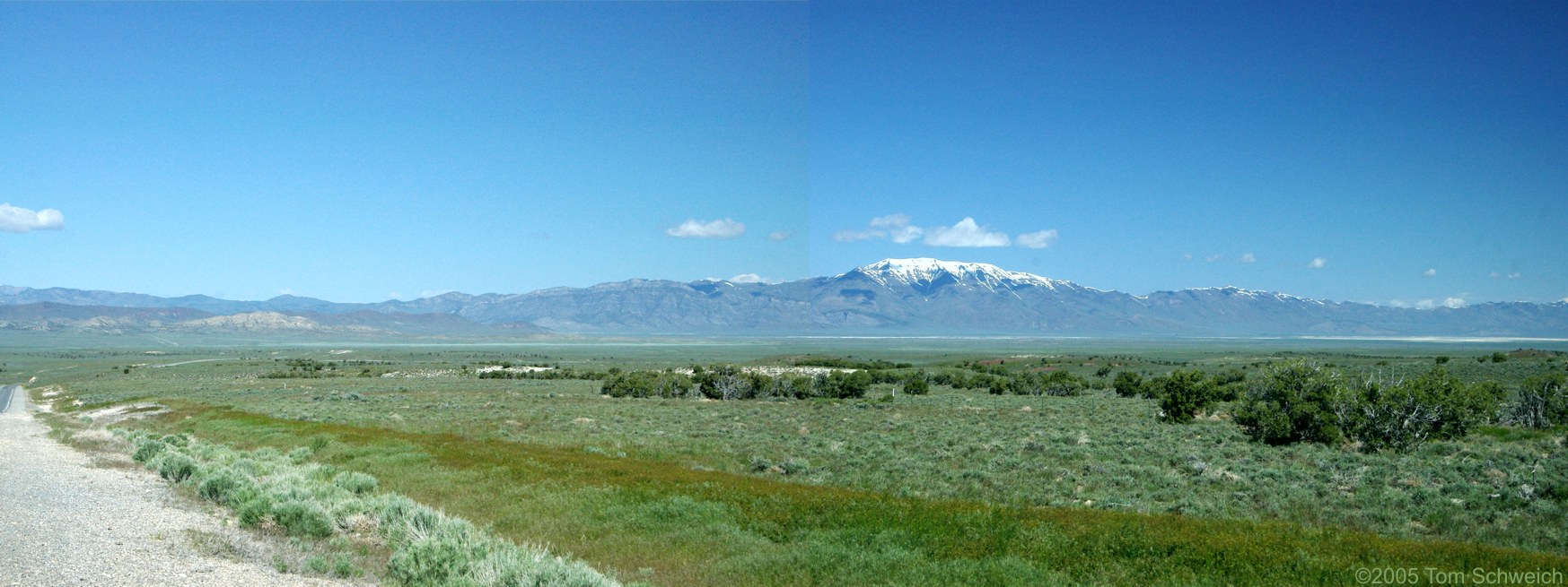 Diamond Mountains, Newark Valley, White Pine County, Nevada