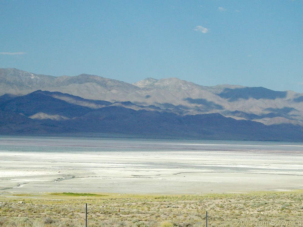 Owens Lake, Cerro Gordo, Inyo County, California