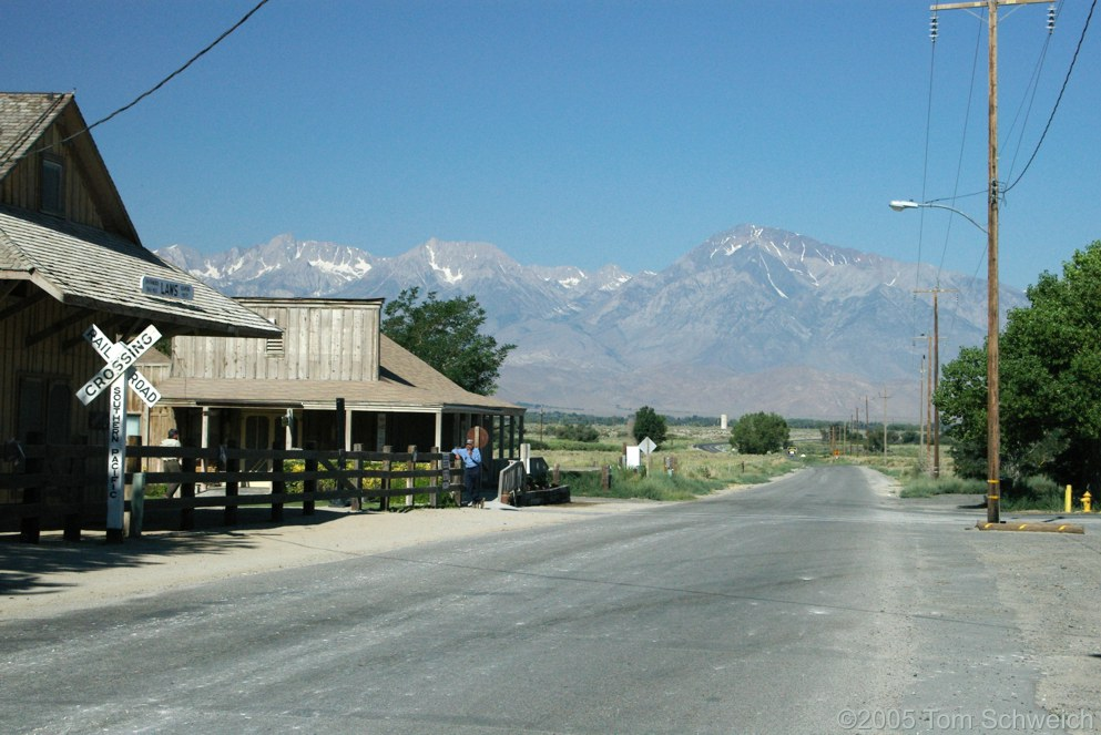 Laws Museum, Inyo County, California