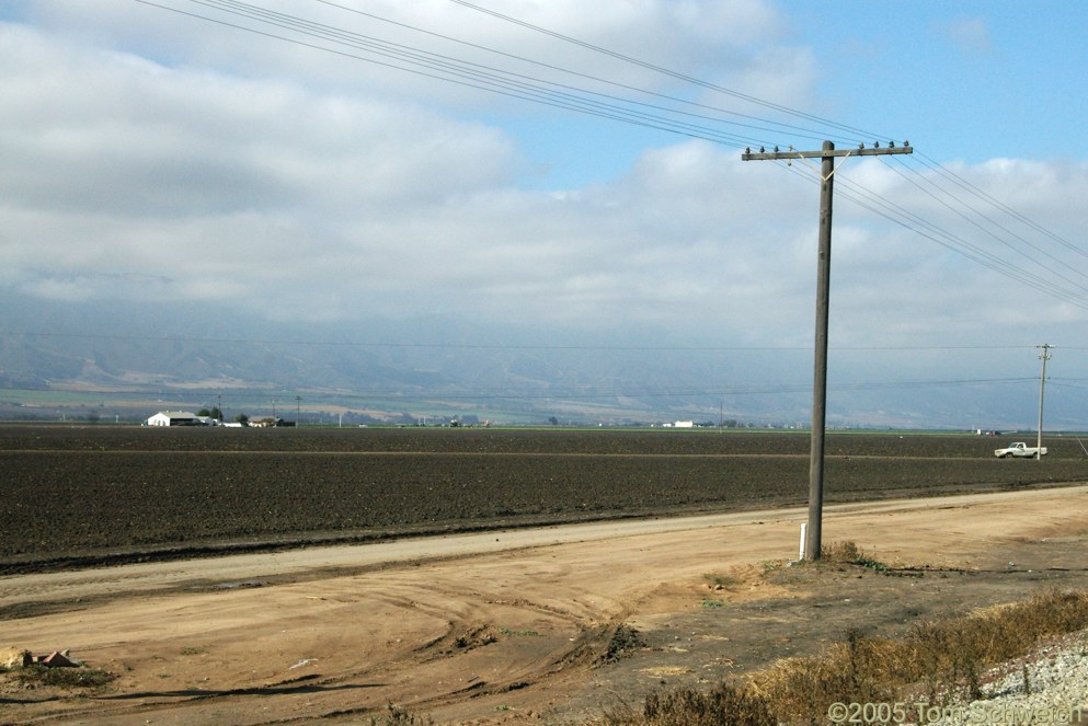 Salinas Valley, Soledad, Monterey County, California