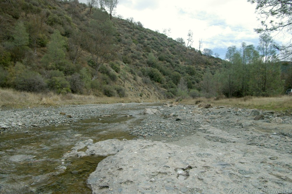 San Benito River, San Benito County, California