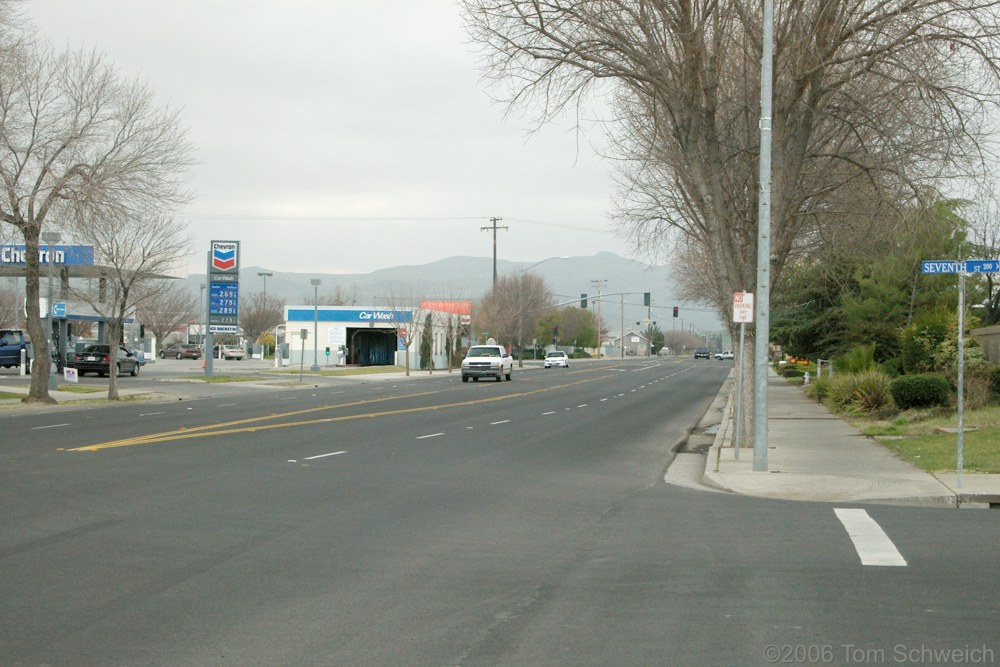 Coalinga, Fresno County, California