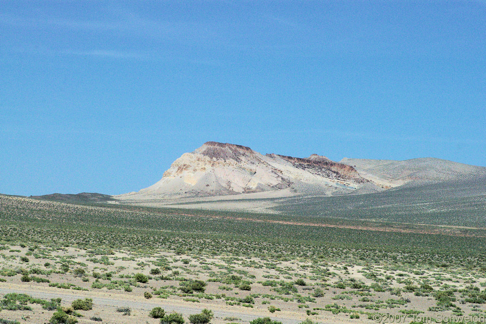 Esmeralda Formation, Fish Lake Valley, Esmeralda County, California