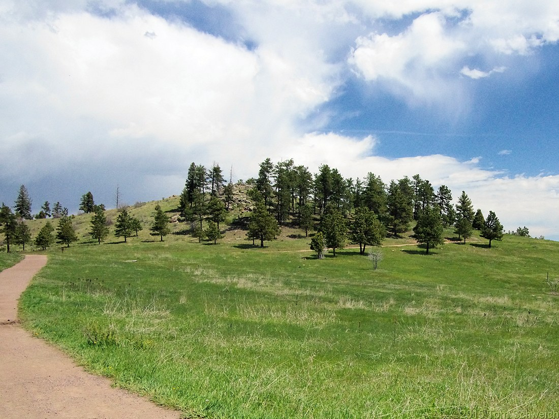 Colorado, Jefferson County, Mount Falcon Park