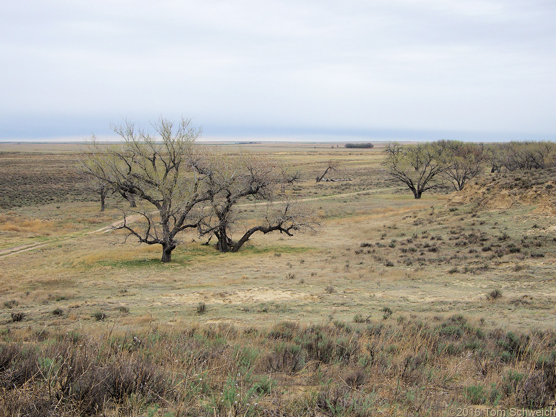 Sand Creek Massacre Site National Historic Site