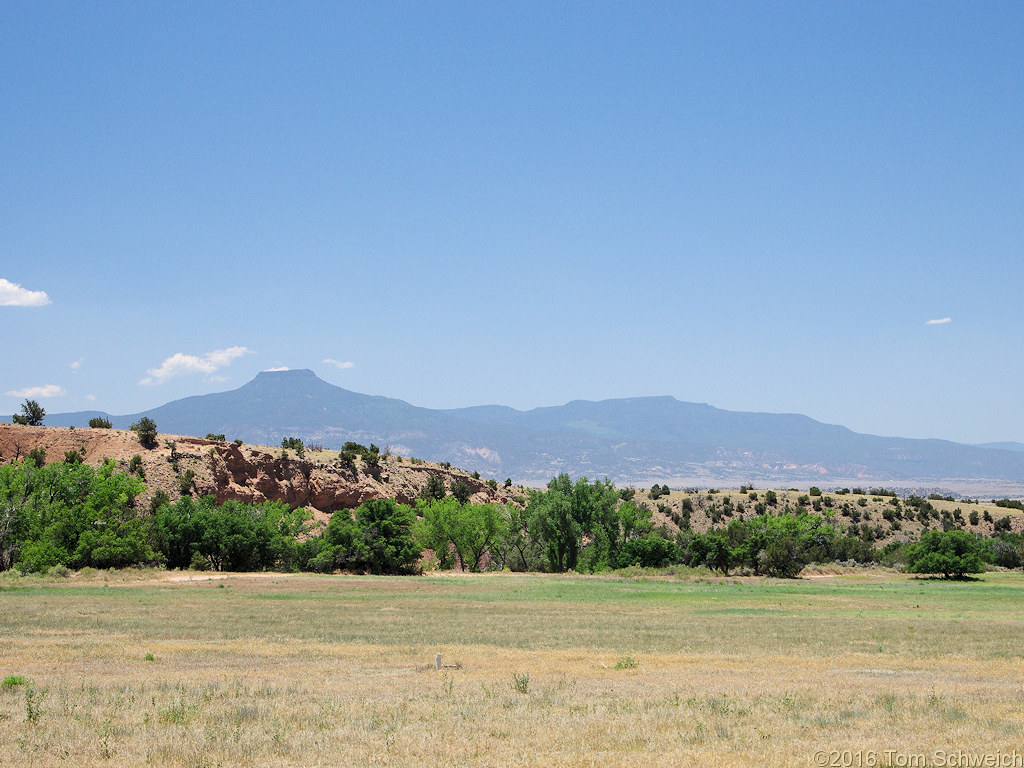 New Mexico, Rio Arriba County, Ghost Ranch