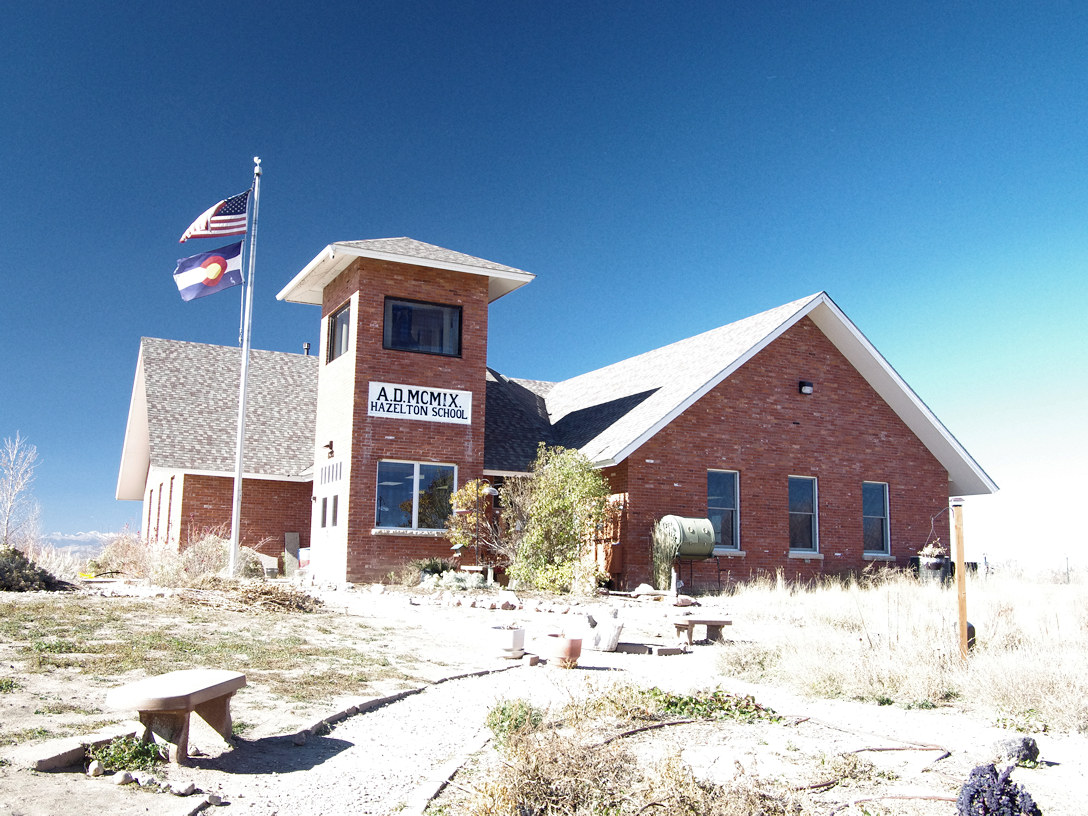 Colorado, Weld County, Greeley, Poudre River Education Center