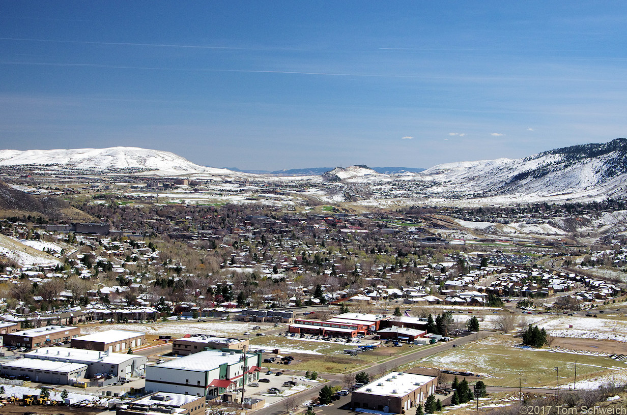 Colorado, Jefferson County, Golden