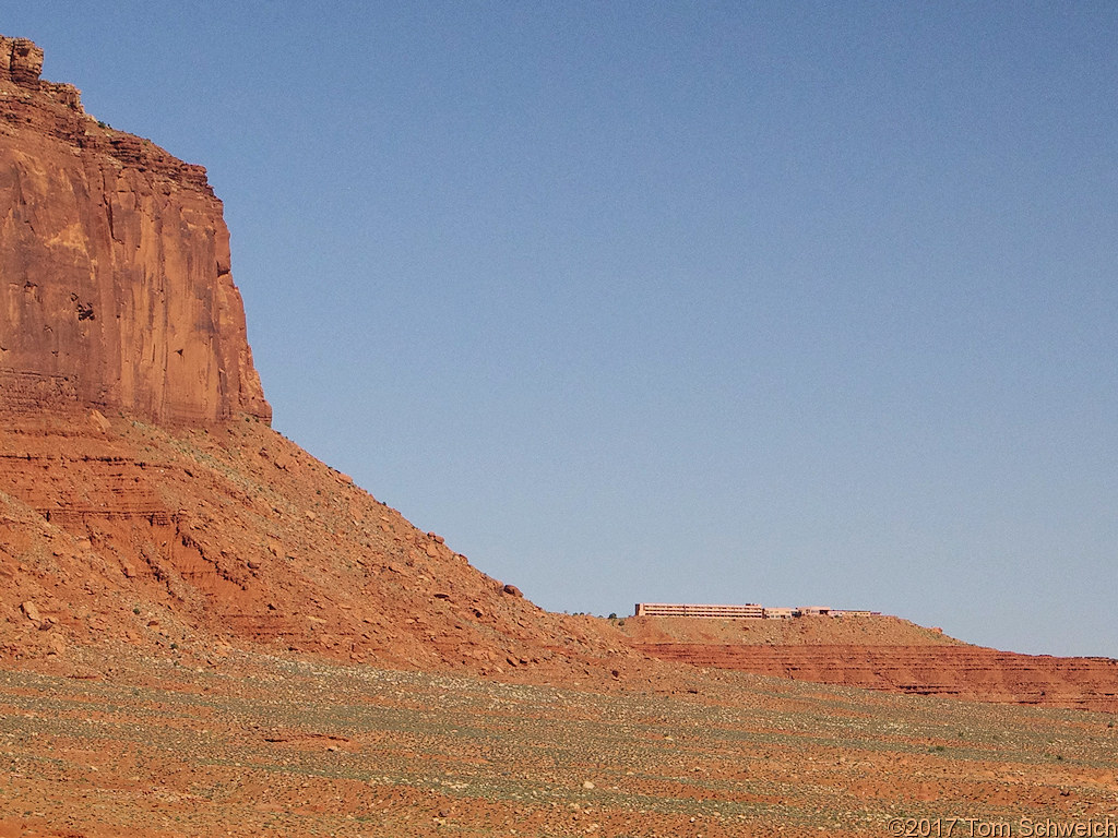 Arizona, Navajo County, Monument Valley