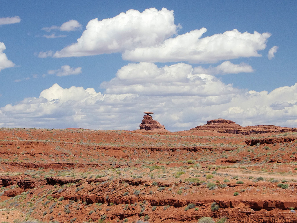 Utah, San Juan County, Mexican Hat
