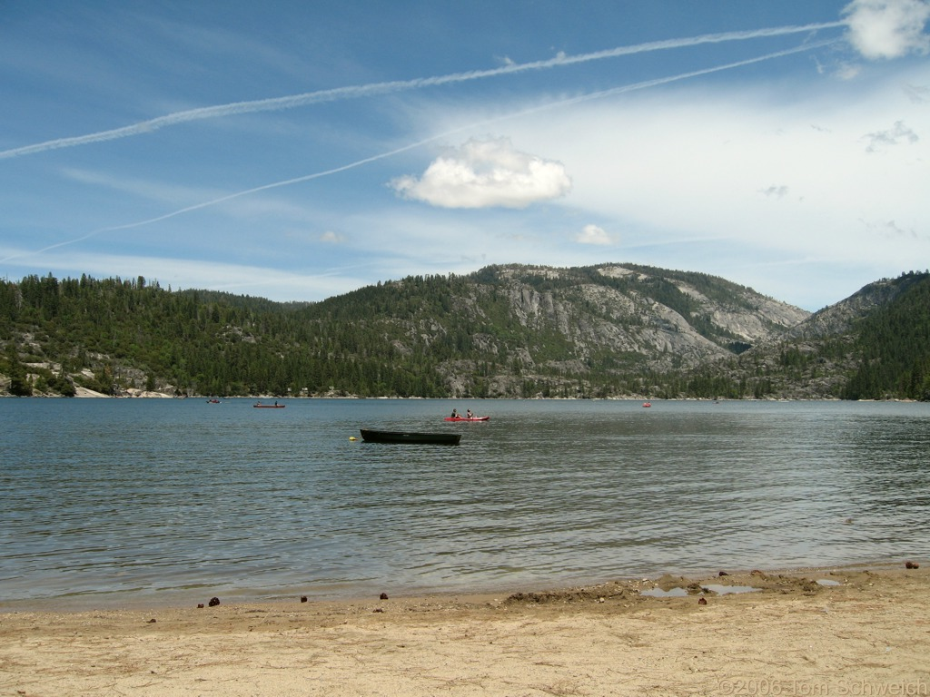 Pinecrest Lake, Tuoloumne County, California