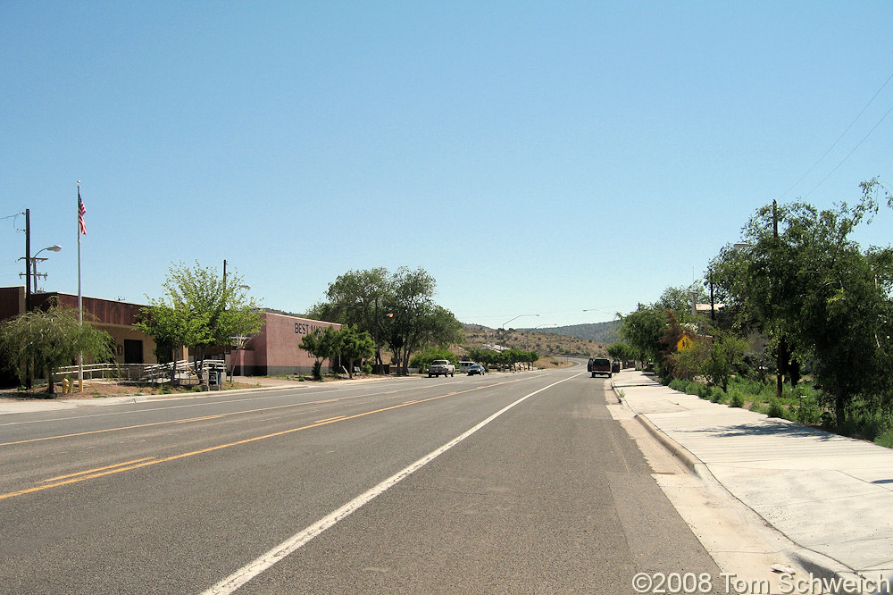 Arizona, Mohave County, Peach Springs