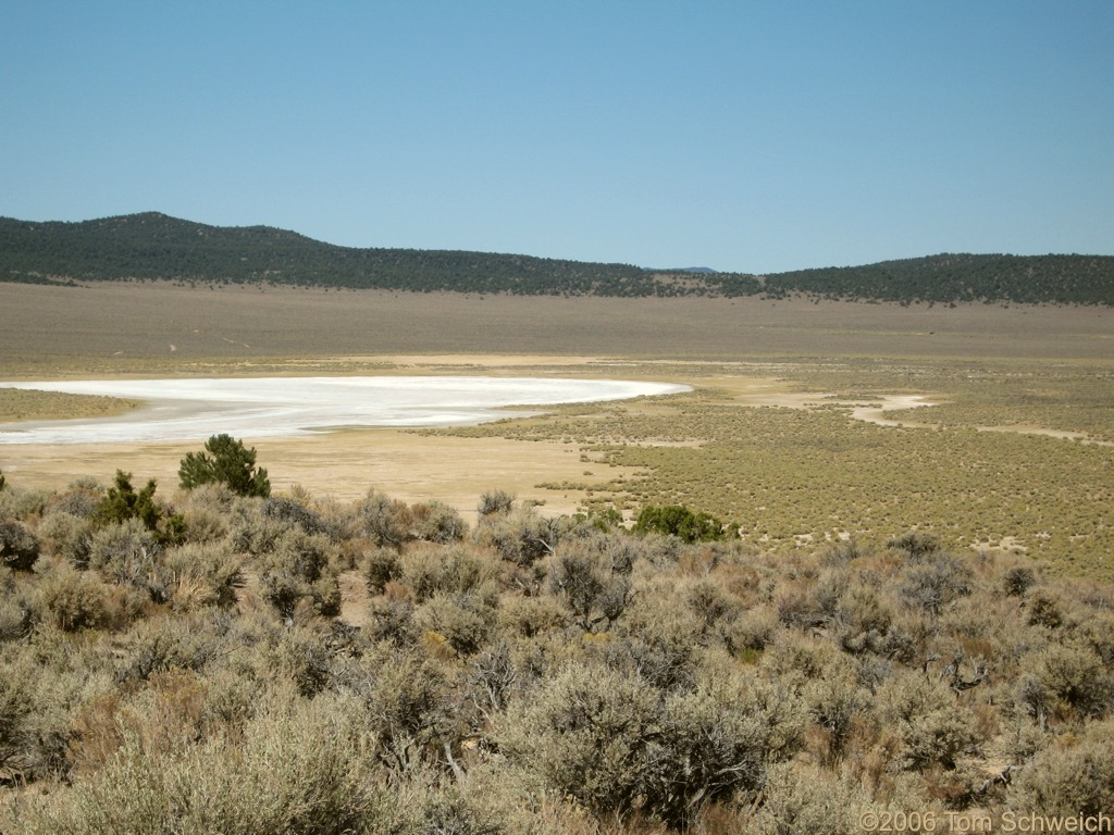 Mount Hicks Spillway, Alkali Valley, Mineral County, California