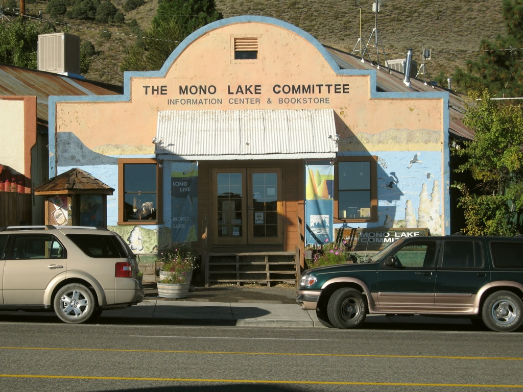 Mono Lake Committee, Lee Vining, Mono County, California