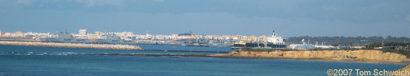 Rota Navy Base, Andalucia, Spain