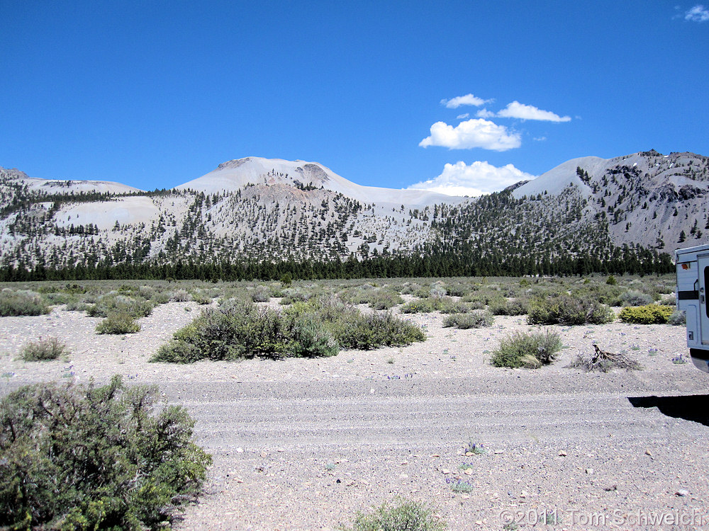 California, Mono County, Pumice Valley