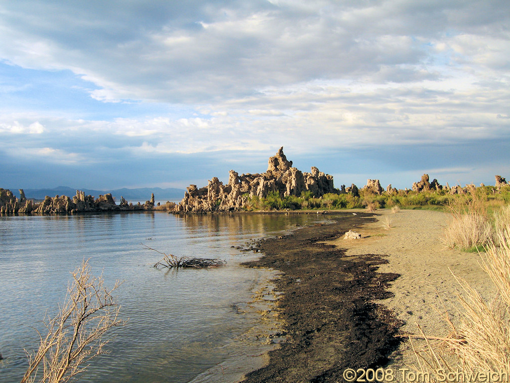 California, Mono County, Mono Lake, South Tufa