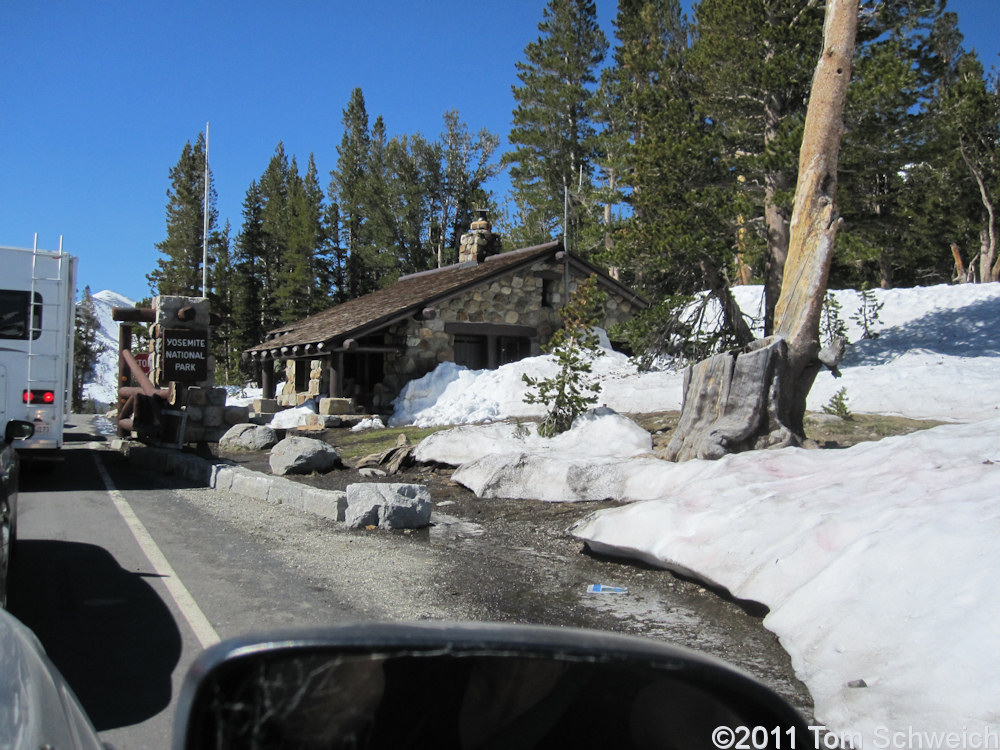 California, Mono County, Tioga Pass