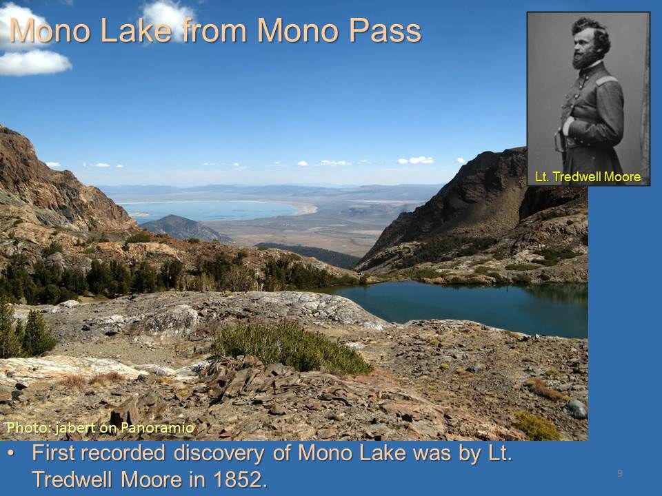 California, Mono County, Mono Pass
